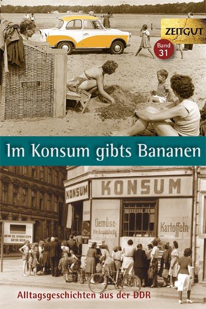 Im Konsum gibts Bananen