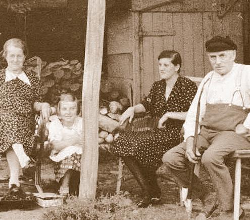 Foto: Großeltern