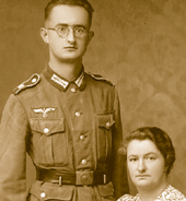 Foto: Mutter und Sohn