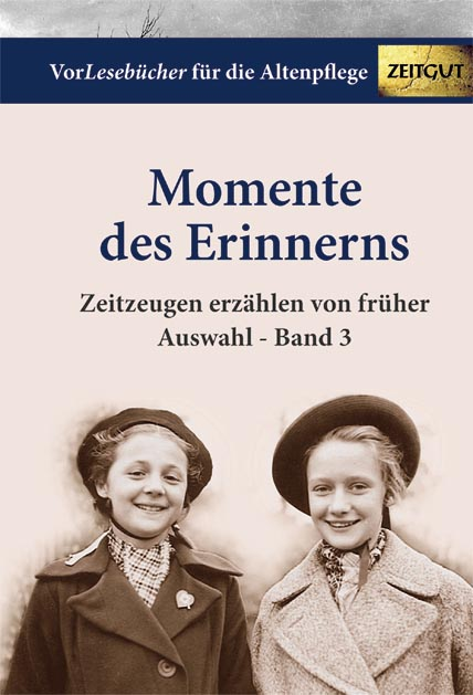 Cover Momente des Erinnerns. Band 3
